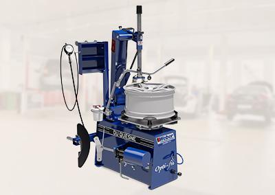 Reifenmontiermaschine Weber Expert Serie Opti-fit