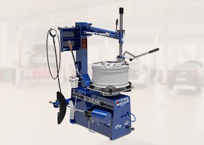 Reifenmontiermaschine Weber Expert Serie Pro-fit
