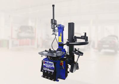 PKW Reifen Montiermaschine Weber Expert Serie 1228 Monster HP