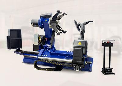 LKW Reifenmontiermaschine Weber Expert Serie 161-LKW
